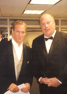 Warren and Michael Bolton