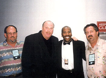 Randy Burnett, Warren, Nathan East and Don Smith